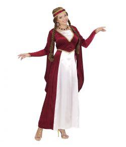 Renæssance Dronning, rød
