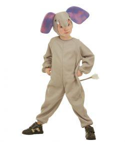 Elefant kostume til børn