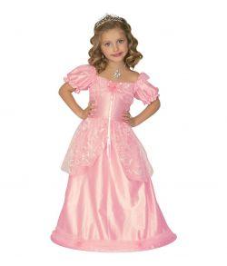 Prinsessekjole til piger