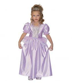 Lilla Prinsesse kjole til piger