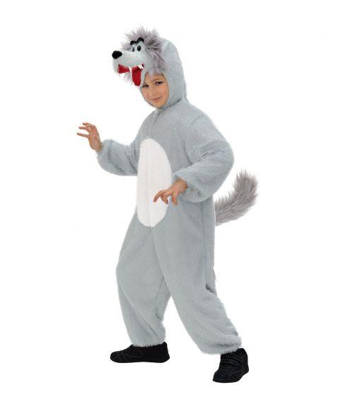 Ulve kostume til børn
