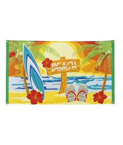 Beach Flag 150 x 90 cm