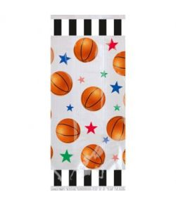 Basketball party poser 20 stk