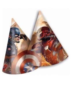 Captain America festhatte 6 stk