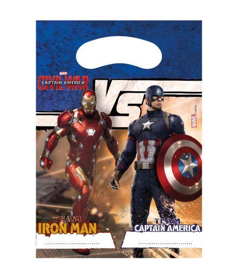 Captain America poser - Civil War