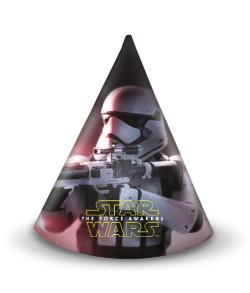 Star Wars festhatte 6 stk