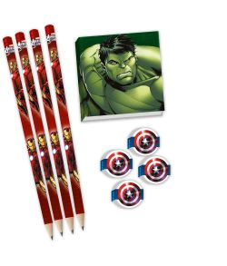 Avengers notesblok sæt