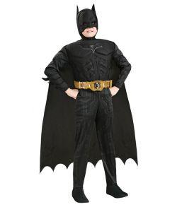 Batman kostume til børn