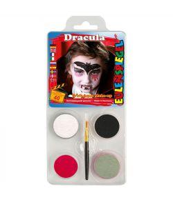 Dracula sminkepalette fra Eulenspiegel.