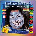 Indigo kat sminke palette fra Eulenspiegel.