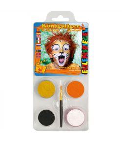 Løve sminkepalette fra Eulenspiegel.