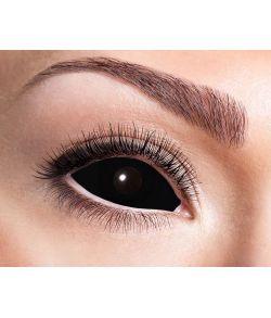 Køb sorte Sclera hel linser fra Eyecatcher til kun kr. 389,-