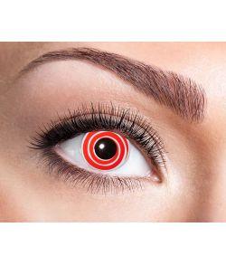 Linser Rød spiral