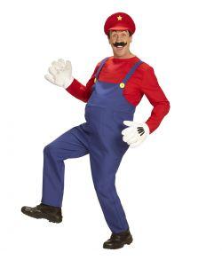 Super Plumber kostume