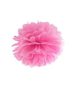 Pompom 35 cm Pink