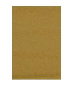 Guld dug papir, 137 x 274 cm