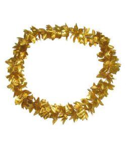 Guld Hawaiikrans