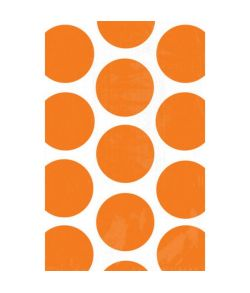 Slikposer Orangeprik 10 stk