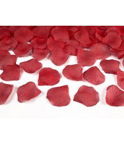 Røde rosenblade 100 stk
