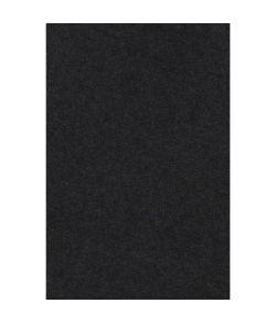 Sort papir dug, 137 x 274 cm