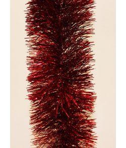 Røde guirlande 15 cm