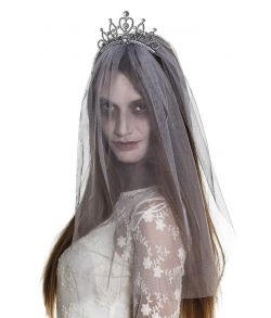 Diadem Zombie Princess