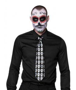 De Dødes Dag slips 130 cm