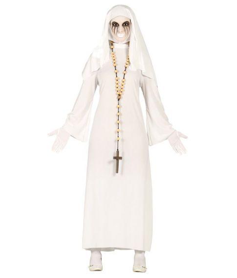 Ghost Nun kostume til halloween