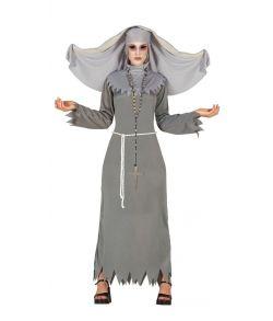 Diabolic Nun kostume