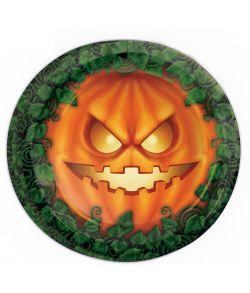 Pumpkin tallerkner 23 cm