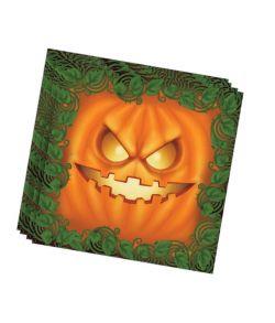 Pumpkin servietter 20 stk