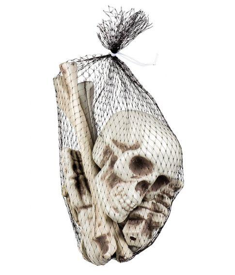 Kranie og knogler 12 stk