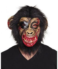 Blodig abe maske