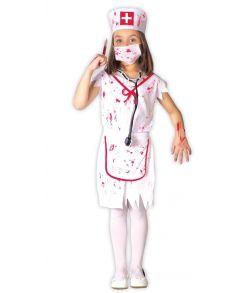 Halloween sygeplejerske kostume