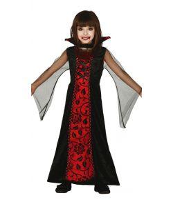 Halloween vampyr kostume til piger
