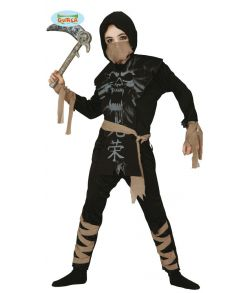 Halloween Ghost Ninja kostume