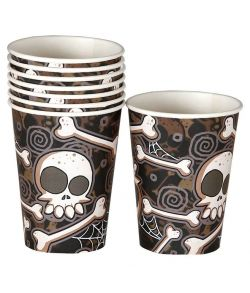 Halloween Bones papkrus 266 ml