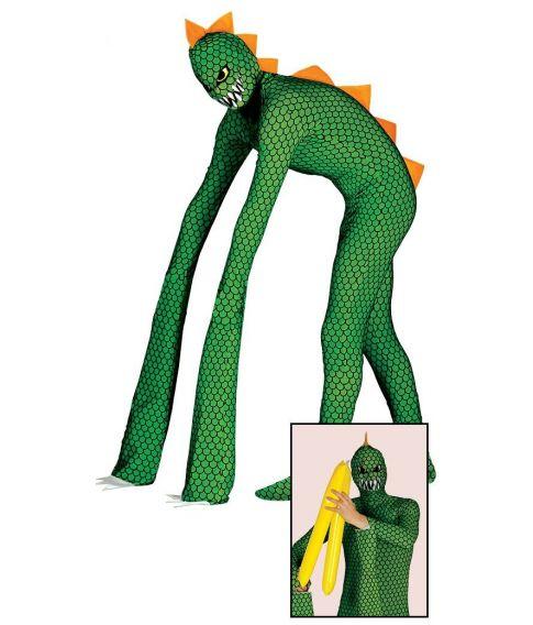 Reptil Mutant kostume