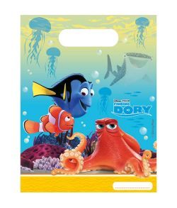 Find Dory party poser 6 stk