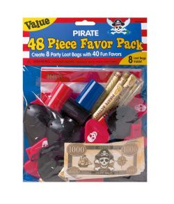 Pirat legetøj 48 dele