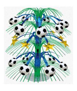 Fodbold bordpynt 35,5 cm