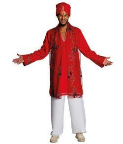 Indisk mand kostume