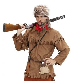 Pelsjæger kostume