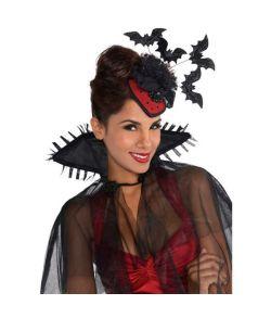 Vampire hat med klips