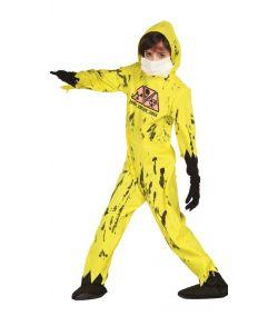 Atom Zombie kostume