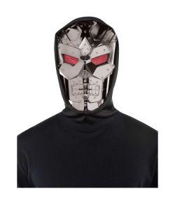 Blank robot maske til voksne