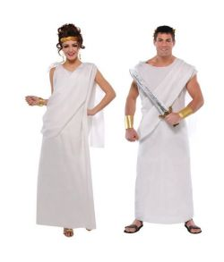 Toga kostume til voksne
