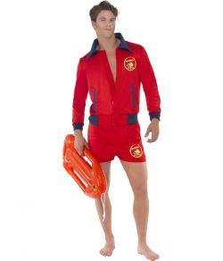 Baywatch livredder kostume