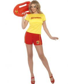 Baywatch Beach livredder kostume
