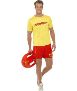 Baywatch Beach kostume